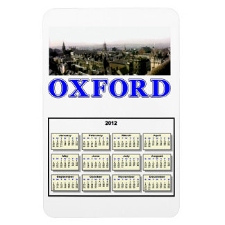 Oxford snapshot Panorama 1986 Rooftops 2 The MUSEU Magnet