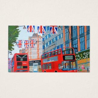Oxford Steet Business Card
