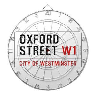 Oxford Street Dart Board
