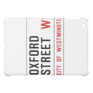 Oxford Street iPad Mini Covers
