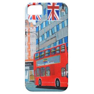 Oxford Street- Queen's Diamond  Jubilee iPhone SE/5/5s Case