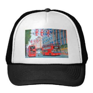 Oxford Street- Queen's Diamond  Jubilee Trucker Hat