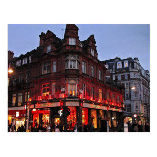 Oxford Strteet, London Postcards