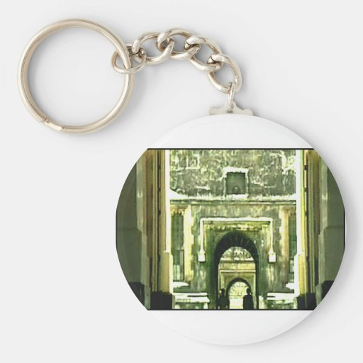 Oxford U 1986 snapshot 055 The MUSEUM Zazzle Gifts Keychains
