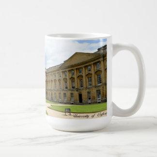 Oxford University mug