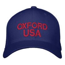 Oxford USA Cap