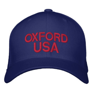 Oxford USA Cap