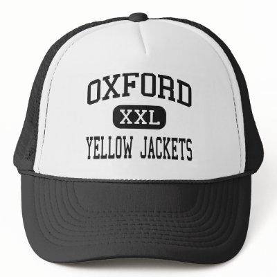Oxford - Yellow Jackets - High - Oxford Alabama hats $ 16.85