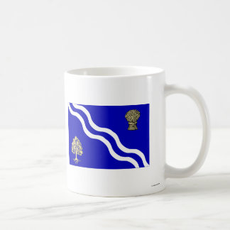 Oxfordshire Flag Classic White Coffee Mug