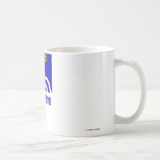 Oxfordshire Flag with Name Coffee Mug