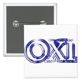 Oxi Pinback Button