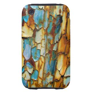 Oxidado Carcasa Though Para iPhone 3