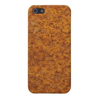 Oxidado iPhone 5 Carcasas