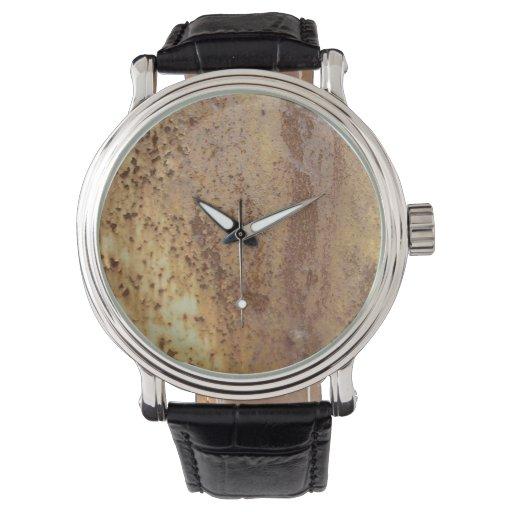 oxidado relojes