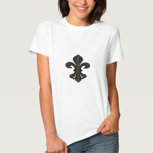 Oxidado rústico de Flor New Orleans de la flor de Camisas