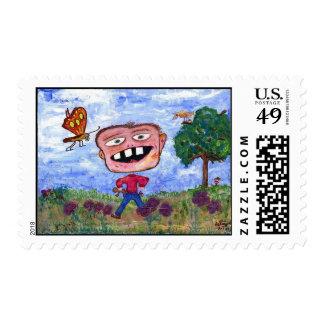 ¡Oxidado! sellos