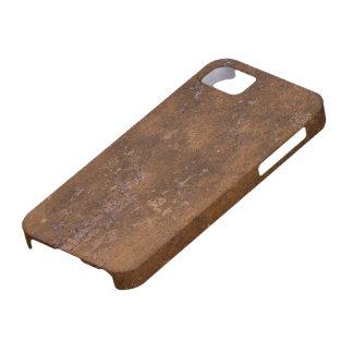 Oxidado viejo iPhone 5 fundas