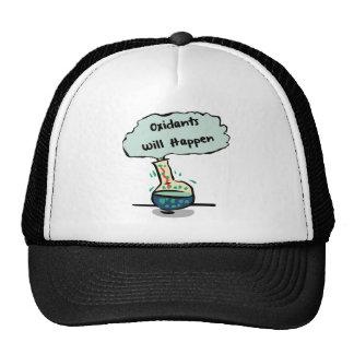 Oxidants Happen - Chemistry Humor Hat