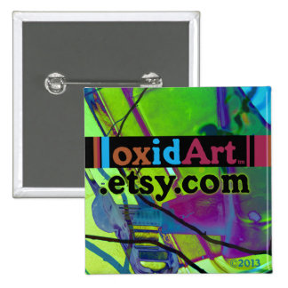 oxidArt Square Button