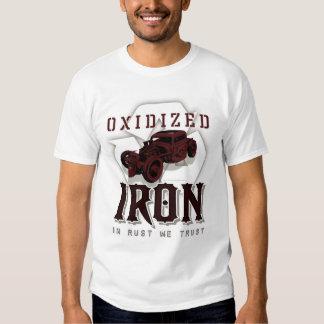 Oxidized IRON T-shirts