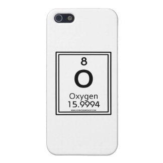 Oxígeno 08 iPhone 5 carcasas