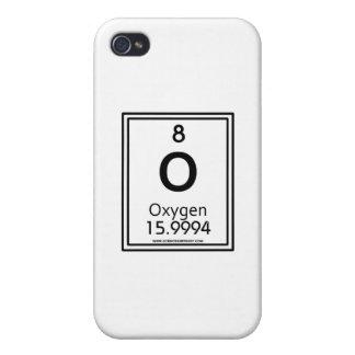 Oxígeno 08 iPhone 4 coberturas
