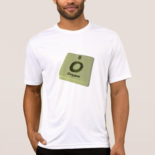 Oxígeno de O Camisetas