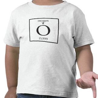 Oxígeno Camisetas