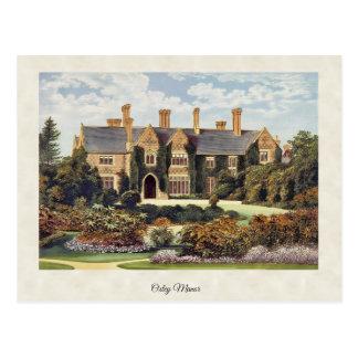 Oxley Manor 2015 Calendar Postcard