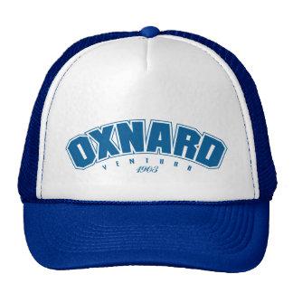 Oxnard 1903 gorras de camionero