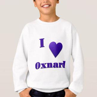 Oxnard -- Azul de medianoche Sudadera