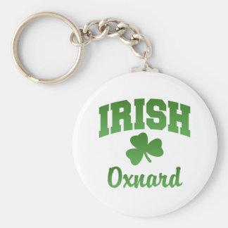 Oxnard Irish Keychain