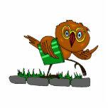 Oxnard Owl Acrylic Cut Out