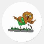 Oxnard Owl Sticker