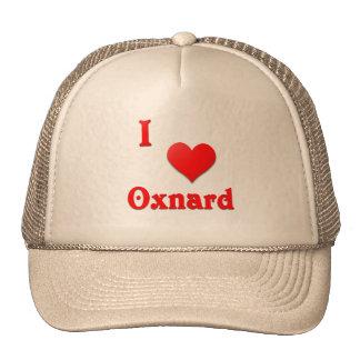 Oxnard -- Rojo Gorro De Camionero