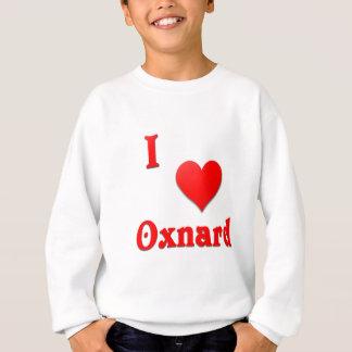 Oxnard -- Rojo Sudadera