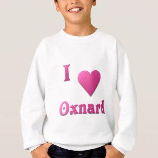 Oxnard -- Rosas fuertes Sudadera