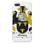 Oxney Family Crest Cover For iPhone 5