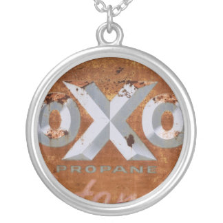 OXO Necklace