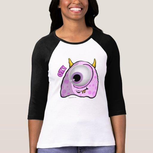 Oxy el BioBot Camisetas