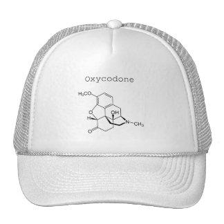 Oxycodone Molecule Hat