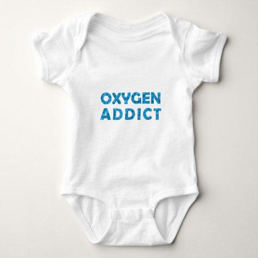Oxygen addict body para bebé