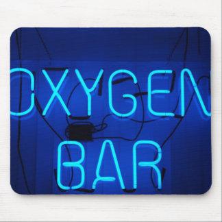 Oxygen Bar Mouse Pad