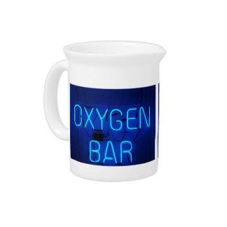 Oxygen Bar Pitchers