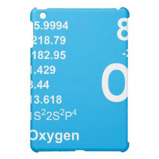 Oxygen iPad Case (light on blue)