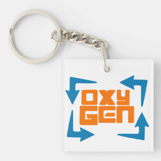 oxyGEN Key Chain