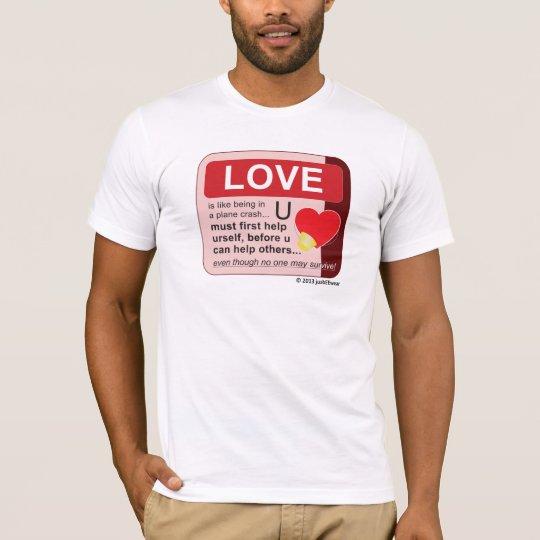 Oxygen Mask T-Shirt
