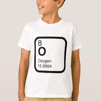 Oxygen - Periodic Table science T T-Shirt