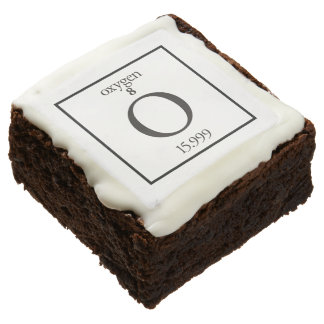Oxygen Square Brownie