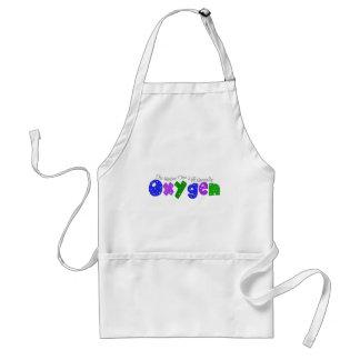 """Oxygen"" Respiratory Therapist T-Shirts & Gifts Adult Apron"